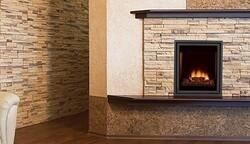 SUPERIOR ERT3027 23 1/4 INCH ELECTRIC FIREPLACE