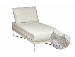 ROBERTI 9804 CORAL REEF 30 INCH OVAL SUNLOOM LOUNGE CHAISE