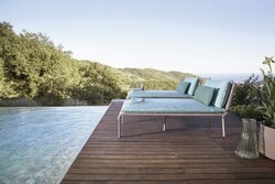 ROBERTI 4234 KEY WEST 27 1/2 INCH LOUNGE CHAISE - CIPRIA