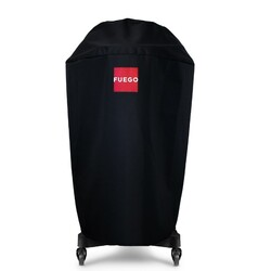 FUEGO FPAOC1 24 INCH PROFESSIONAL OUTDOOR COVER FOR F24C - BLACK