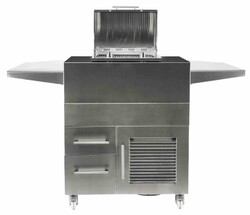 COYOTE C2ELISL 36 5/8 INCH CART FOR ELECTRIC GRILL ISLAND
