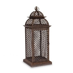 INSPIRED VISIONS 5738801-0123000 ORLEANS 13 INCH LARGE LANTERN - ANTIQUE BRONZE