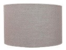 INSPIRED VISIONS 100104 15 INCH UNIVERSAL DRUM LAMP SHADE