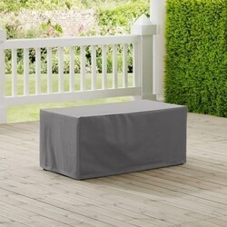 CROSLEY CO7502 48 INCH OUTDOOR RECTANGULAR TABLE FURNITURE COVER