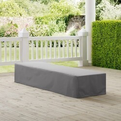 CROSLEY CO7506 79 INCH OUTDOOR CHAISE LOUNGE FURNITURE COVER