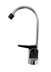 EVERPURE TR-TF1000AG-2 6 INCH SHORT REACH ACCENT AIR GAP FILTER FAUCET