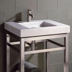 STONE FOREST IVG-24 SLAB 24 INCH CONSOLE SINK TOP