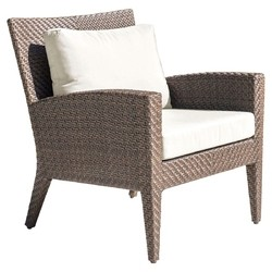 PANAMA JACK PJO-2201-JBP-LC OASIS 29 INCH LOUNGE CHAIR WITH CUSHIONS
