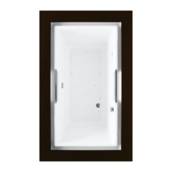 TOTO ABR930T LLOYD 72 X 42 X 24-7/8 INCH AIR BATH WITH LEFT BLOWER