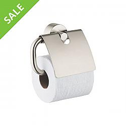 SALE! HANSGROHE 41538820 AXOR UNO TOILET PAPER HOLDER IN BRUSHED NICKEL