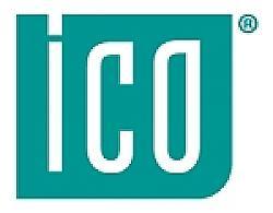 ICO B7235 2 INCH CONCEALED BRACKET, SET OF TWO - BLACK