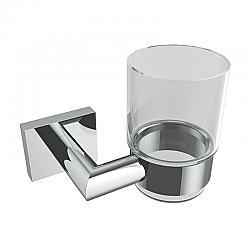 ICO V6255 CRATER 4 3/4 INCH WALL MOUNT GLASS TUMBLER
