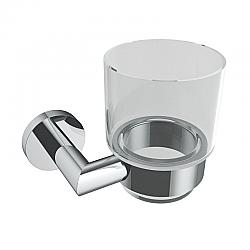 ICO V6355 SUMMIT 5 INCH WALL MOUNT DOUBLE GLASS TUMBLER