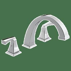 DELTA T2751 DRYDEN ROMAN TUB TRIM
