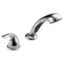 DELTA RP14979 ROMAN TUB HAND SHOWER WITH TRANSFER VALVE