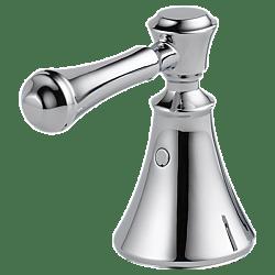 DELTA H297 CASSIDY TWO LEVER BATH FAUCET / BIDET HANDLE KIT