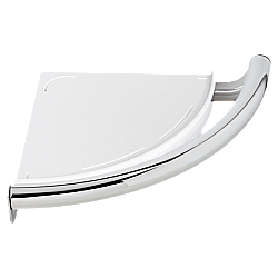 DELTA 41516 COMPEL CONTEMPORARY CORNER SHELF/ASSIST BAR