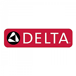 DELTA 060815A SINGLE OSCILLATING LEVER HANDLE AND FLANGE SUB ASSEMBLY - POLISHED CHROME