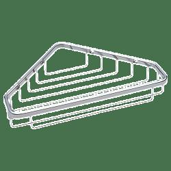 DELTA 47100 9 1/4 INCH CORNER CADDY SHOWER BASKET - CHROME