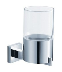 FRESCA FAC1110 GLORIOSO TUMBLER HOLDER - CHROME