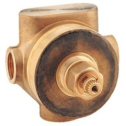 GROHE 29712000 3 PORT ROUGH-IN VALVE