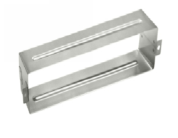DELTANA MSS005 LETTER BOX SLEEVE STAINLESS STEEL USE WITH MS0030 MS211 & MS212