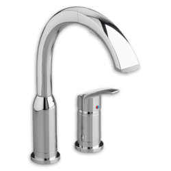 AMERICAN STANDARD 4101.350.075 ARCH 1-HANDLE PULL OUT HIGH-ARC KITCHEN FAUCET