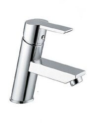 EVIVA EVFT149 MIDTOWN SINGLE HANDLE (LEVER) BATHROOM SINK FAUCET