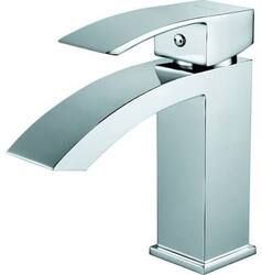 EVIVA EVFT160CH BERINI SINGLE HANDLE (LEVER) BATHROOM SINK FAUCET IN CHROME