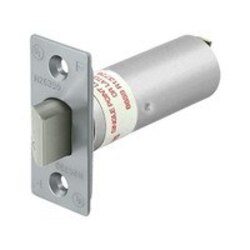 DELTANA G2RLP375U26D GRADE 2 COMMERCIAL PASSAGE/PRIVACY LATCH IN BRUSHED CHROME