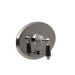SANTEC 1135LL-TM MONARCH I PRESSURE BALANCED TUB/SHOWER CONTROL TRIM WITH DIVERTER