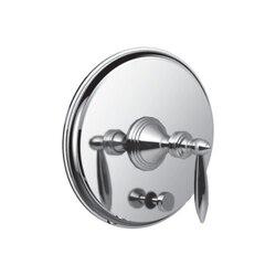 SANTEC 2535LA-TM LEAR I PRESSURE BALANCED TUB/SHOWER CONTROL TRIM WITH DIVERTER
