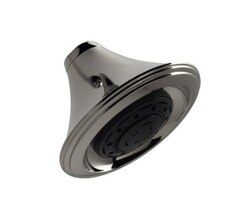 SANTEC P0351 SHOWER TRADITIONAL TORRENT SHOWER HEAD LESS ARM AND FLANGE