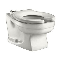 AMERICAN STANDARD 2282.001.020 BABY DEVORO ROUND FRONT TOILET BOWL ONLY IN WHITE