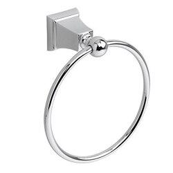 AMERICAN STANDARD 8338.190 TS SERIES 7-1/8 INCH DIAMETER TOWEL RING