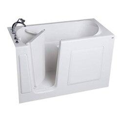 AMERICAN STANDARD 3060.509.S VALUE SERIES 30 X 60 INCH WALK-IN BATH SOAKING TUB