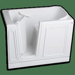 AMERICAN STANDARD 2651.110.S ACRYLIC 26 X 51 INCH WALK-IN SOAKER BATHTUB