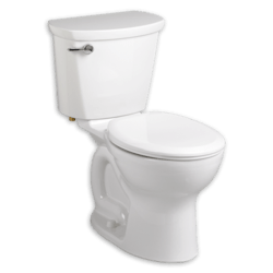 AMERICAN STANDARD 215DB.004 CADET PRO ROUND FRONT TOILET 10 INCH ROUGH-IN 1.6 GPF