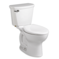 AMERICAN STANDARD 215DB.104 CADET PRO ROUND FRONT 10 INCH ROUGH-IN 1.28 GPF TOILET
