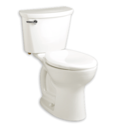 AMERICAN STANDARD 215FA.004 CADET PRO COMPACT RIGHT HEIGHT ELONGATED TOILET 1.6GPF TOILET