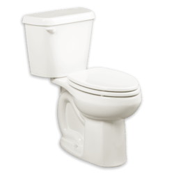 AMERICAN STANDARD 221AA.004 COLONY RIGHT HEIGHT ELONGATED 12 INCH ROUGH- IN 1.6 GPF TOILET