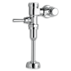 AMERICAN STANDARD 6045.051.002 FLOWISE EXPOSED MANUAL TOP SPUD URINAL 0.5 GPF FLUSH VALVE FOR 3/4 INCH TOP SPUD