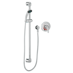 AMERICAN STANDARD 1662.221.002 2.5 GPM SHOWER SYSTEM KIT WITH HAND SHOWER