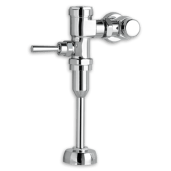 AMERICAN STANDARD 6045.101.002 EXPOSED MANUAL FLUSHOMETER FOR 3/4 INCH TOP SPUD URINALS