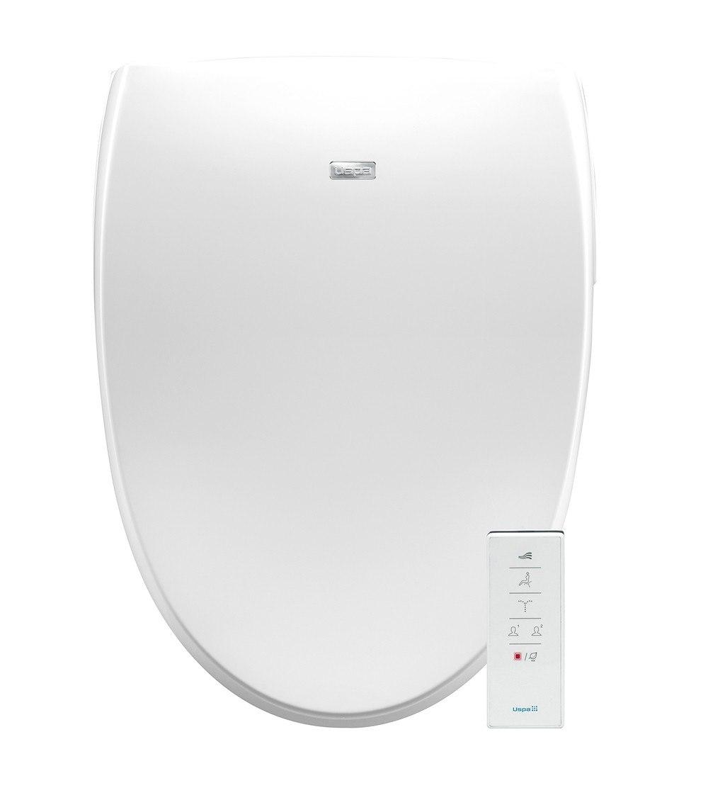 Bio Bidet A8 Luxury Class Serenity Bidet Toilet Seat