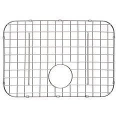 Ukinox GR610SS 21 Inch x 15 Inch Stainless Steel Bottom Grid