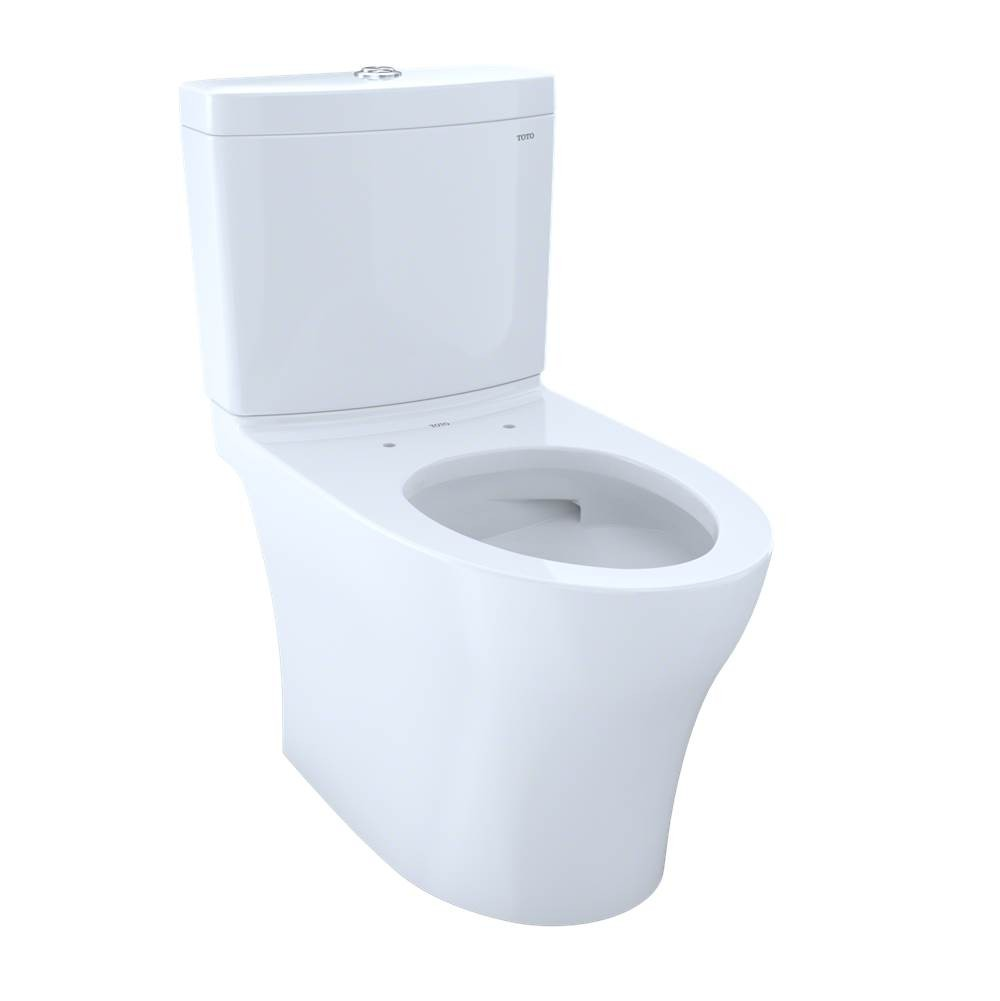 Toto CST446CEMG#01 Aquia IV Two Piece Elongated 1.28/0.8 Dual Flush Skirted