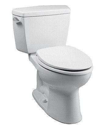 TOTO CST744SD DRAKE TWO-PIECE TOILET, 1.6 GPF, ELONGATED BOWL WITH G-MAX FLUSH SYSTEM AND INSULATED TANK - LESS SEAT