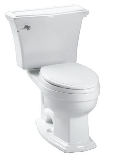 TOTO CST784SF CLAYTON TWO PIECE ELONGATED 1.6 GPF TOILET WITH G-MAX FLUSH SYSTEM