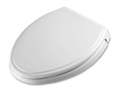 TOTO SS154 SOFTCLOSE ELONGATED CLOSED-FRONT TOILET SEAT AND LID